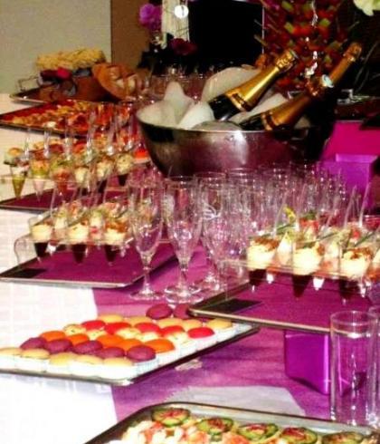 Cocktail 15 pièces / pers.