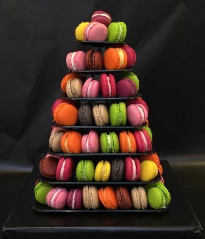 Pyramide 90 Macarons